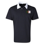 Algeria Retro Flag Shirt (Black)