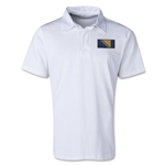 Bosnia-Herzegovina Retro Flag Shirt (White)