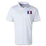 France Retro Flag Shirt (White)