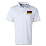 Germany Retro Flag Shirt (White)