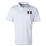 Italy Retro Flag Shirt (White)