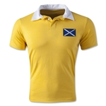 Scotland Retro Flag Shirt (Yellow)