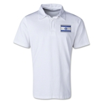 Israel Retro Flag Shirt (White)