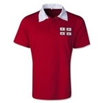 Georgia Retro Flag Shirt (Red)