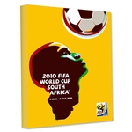 2010 FIFA World Cup South Africa Poster Stretched Canvas