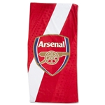 Arsenal Stripe Towel