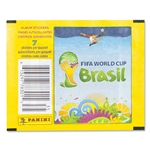 2014 FIFA World Cup Panini Sticker Pack