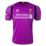 Liverpool 14/15 Home Goalkeeper Jersey w/ FA Cup Badge