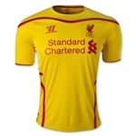 Liverpool 14/15 Away Soccer Jersey