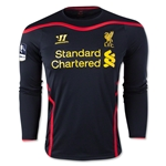 Liverpool 14/15 LS Away Goalkeeper Jersey w/ FA Cup Badge