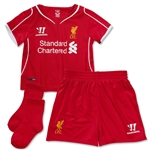 Liverpool 14/15 Home Baby Kit