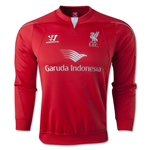 Liverpool Training Sweatshirt