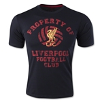 Liverpool Property T-Shirt 14 (Black)