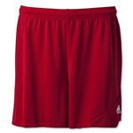 adidas Women's Striker 13 Tonal Short (Red)