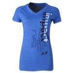 Montreal Impact Women's Decision V-Neck T-Shirt
