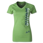 Seattle Sounders Women's Decision V-Neck T-Shirt
