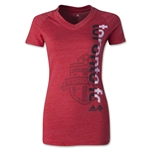 Toronto FC Women's Decision V-Neck T-Shirt