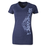Vancouver Whitecaps Women's Decision V-Neck T-Shirt
