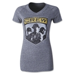 Columbus Crew Originals Women's Fan V-Neck T-Shirt