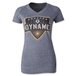 Houston Dynamo Originals Women's Fan V-Neck T-Shirt