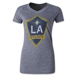 LA Galaxy Originals Women's Fan V-Neck T-Shirt