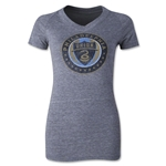 Philadelphia Union Originals Women's Fan V-Neck T-Shirt