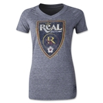 Real Salt Lake Originals Women's Fan V-Neck T-Shirt