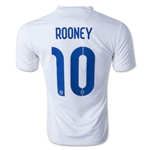 England 14/15 ROONEY Home Soccer Jersey