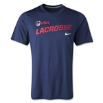 Nike USA Lacrosse Dri-Fit Legend T-Shirt