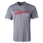 Nike USA Lacrosse Dri-Fit Legend T-shirt 2