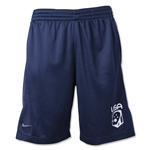 Nike USA Lacrosse Pre-Game Short (Navy)
