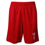 Nike USA Lacrosse Pre-Game Short (Red)