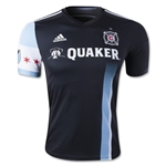 Chicago Fire 2014 Authentic Third Soccer Jersey