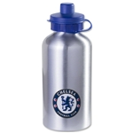 Chelsea Aluminum Water Bottle (Silver)
