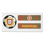Portugal Sport Strips Eyeblacks Four Pair