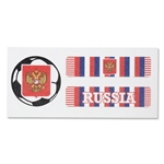 Russia Sport Strips Eyeblacks