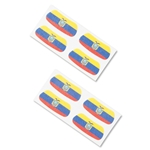 Ecuador Flag Eyeblacks