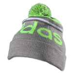 adidas Boom Ballie Hat (Gray/Green)