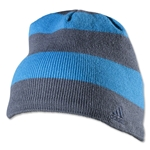 adidas Digger Reversible Beanie (Royal/Gray)