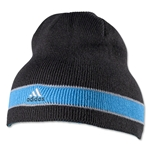 adidas Stagger Reversible Beanie (Blk/Royal)