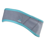 adidas Women's Aria Headband (Gray)