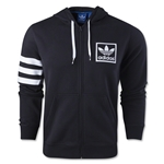 adidas Originals 3Foil Full-Zip Hoody (Blk/Wht)