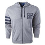 adidas Originals 3Foil Full-Zip Hoody (Sv/Nv)