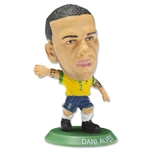 Brazil Dani Alves Mini Figurine