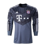 Bayern Munich 14/15 LS Youth Home Goalkeeper Jersey
