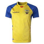 Ecuador 2014 Jersey de Futbol Local