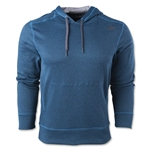 adidas Ultimate Fleece Pullover Hoody (Royal/Gray)