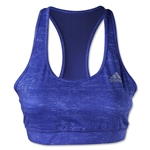 adidas TechFit Bra-Heathered Pattern (Purple)