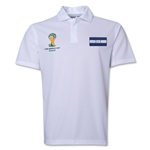 Honduras 2014 FIFA World Cup Polo (White)
