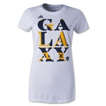 LA Galaxy Women's Team T-Shirt